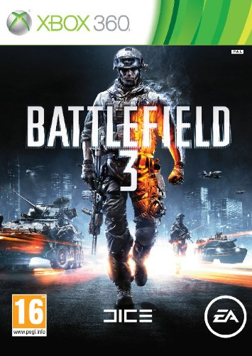 Battlefield 3 (Xbox 360) by Electronic Arts Xbox 360 artwork