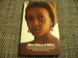 More Voices of Africa Contemporary Voices from African Literature  1975 edition cover
