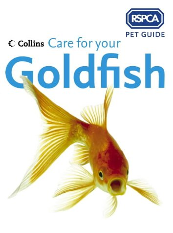 Care for Your Goldfish  2nd 2004 edition cover