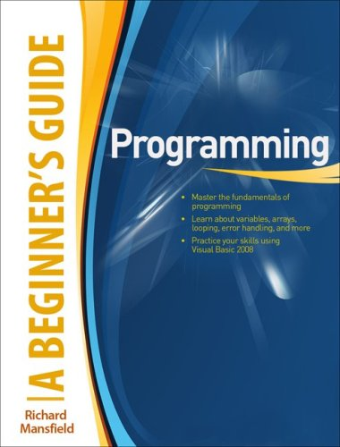 Programming   2009 9780071624725 Front Cover
