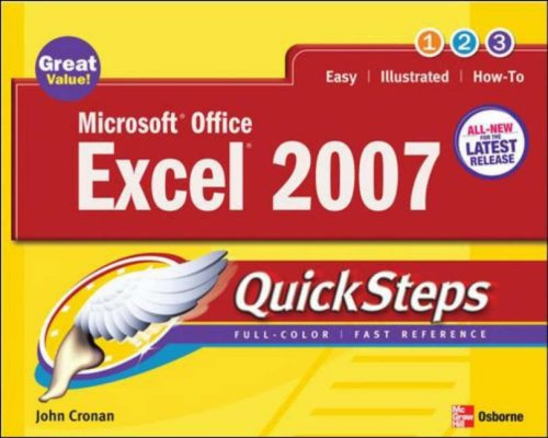 Microsoft Office Excel 2007   2007 edition cover