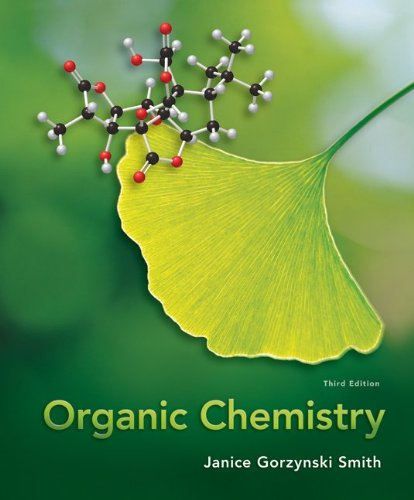 Organic Chemistry  3rd 2011 edition cover