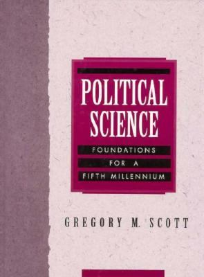 Political Science   1997 9780132075725 Front Cover
