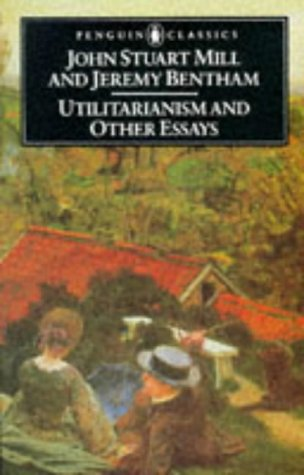 Utilitarianism and Other Essays   2000 (Revised) edition cover