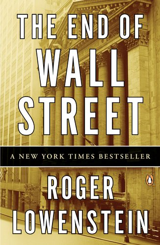 End of Wall Street   2011 edition cover