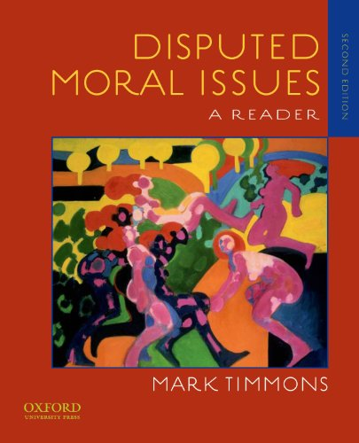 Disputed Moral Issues A Reader 2nd 2011 edition cover