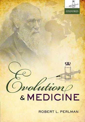 Evolution and Medicine   2013 edition cover