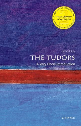 Tudors: a Very Short Introduction  2nd 2013 edition cover