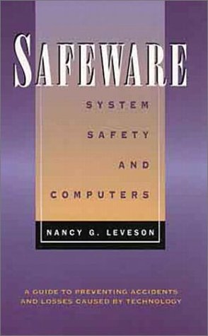 Safeware System Safety and Computers, SPHIGS Software  1995 edition cover