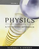 Physics for Scientists and Engineers: A Strategic Approach, (Chs 16-19) 2nd 2007 edition cover