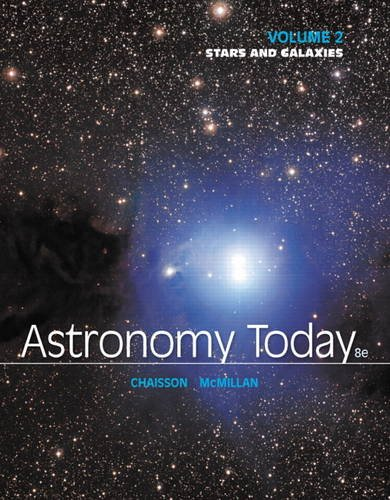 Astronomy Today Volume 2 Stars and Galaxies 8th 2014 edition cover