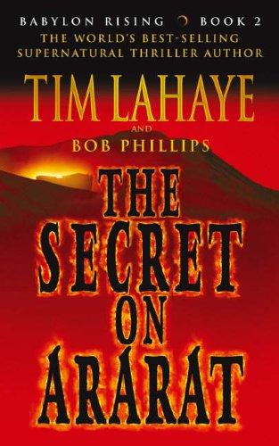 The Secret on Ararat (Babylon Rising) N/A edition cover