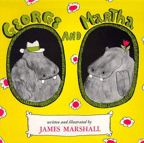 George and Martha  1st 1972 edition cover