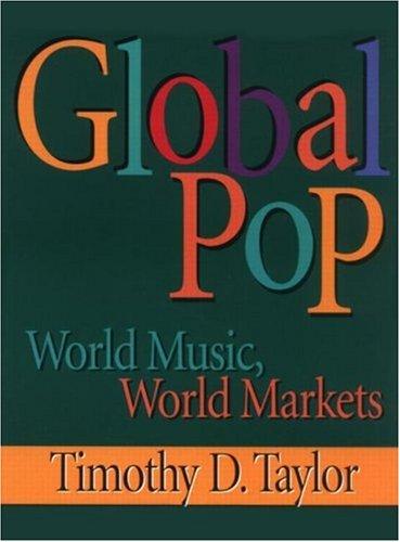 Global Pop World Music, World Markets  1997 edition cover