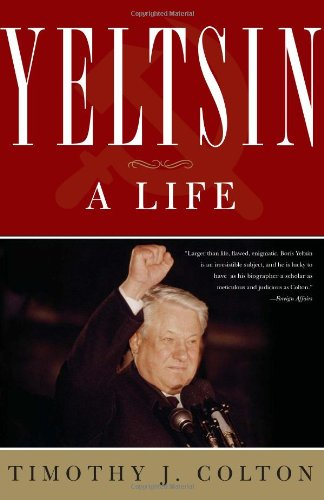 Yeltsin A Life N/A edition cover