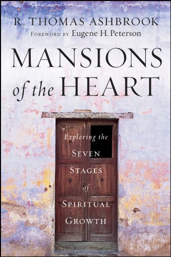 Mansions of the Heart Exploring the Seven Stages of Spiritual Growth  2009 edition cover