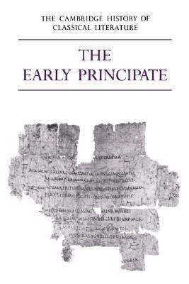 Early Principate   1983 9780521273725 Front Cover