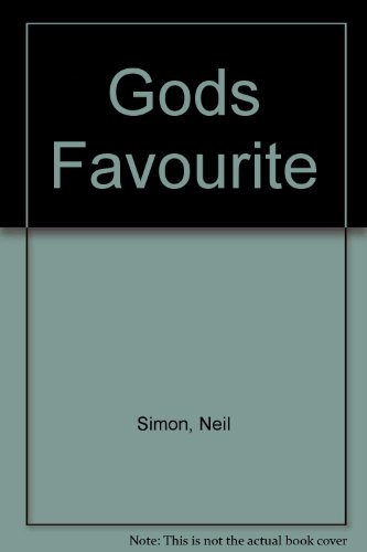 GOD'S FAVORITE NEW COMEDY 1st 9780573609725 Front Cover