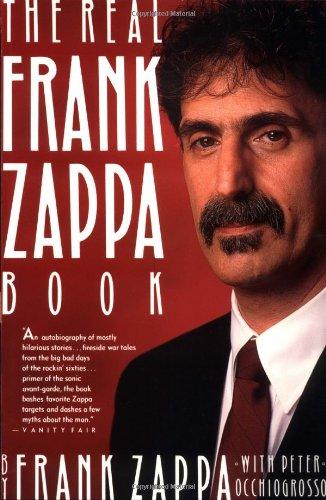 Real Frank Zappa Book   1990 (Reprint) edition cover