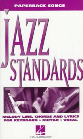 Jazz Standards  N/A edition cover