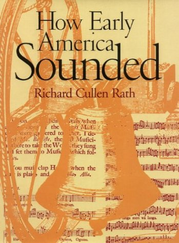How Early America Sounded   2005 edition cover
