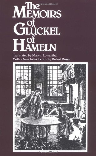 Memoirs of Gl�ckel of Hameln   1977 edition cover