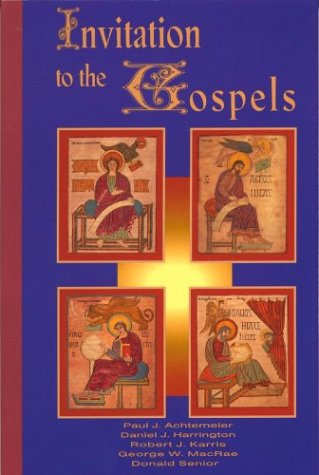 Invitation to the Gospels   2002 edition cover