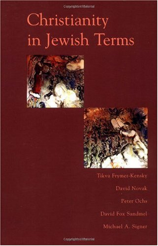 Christianity in Jewish Terms   2002 edition cover