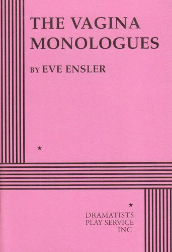 Vagina Monologues   2000 9780822217725 Front Cover