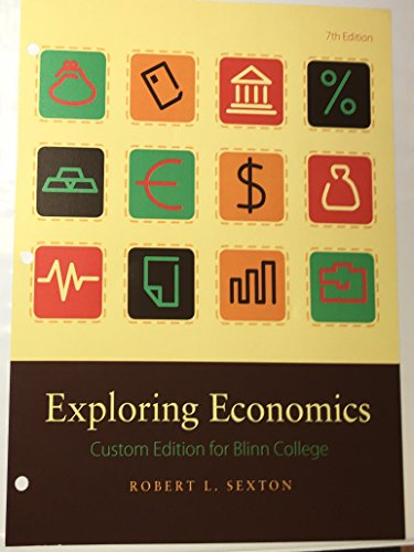 EXPLORING ECONOMICS-TEXT (LL) >CUSTOM<  N/A 9781305746725 Front Cover