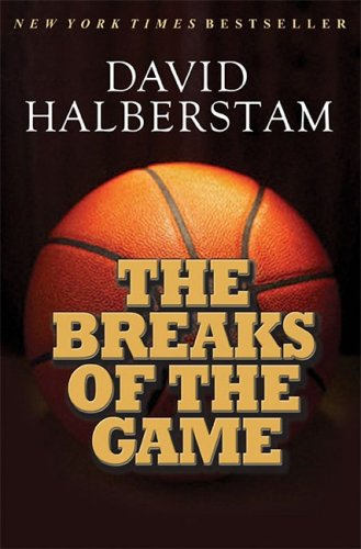 Breaks of the Game   2009 edition cover