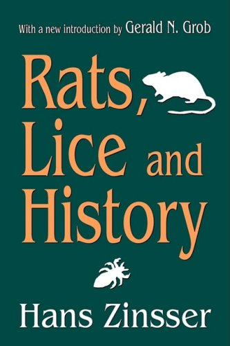 Rats, Lice and History   2007 edition cover