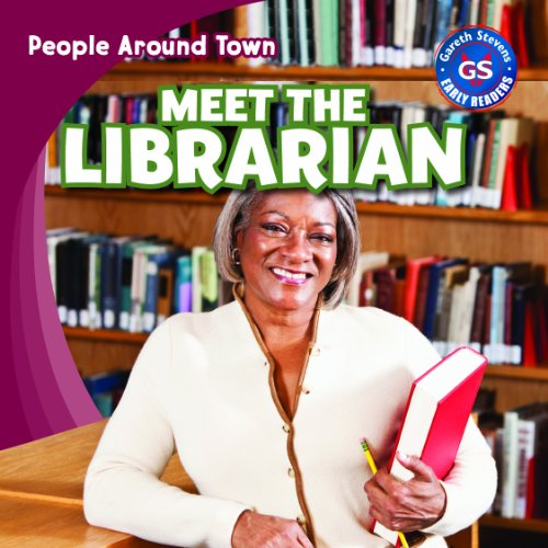 Meet the Librarian:   2013 edition cover