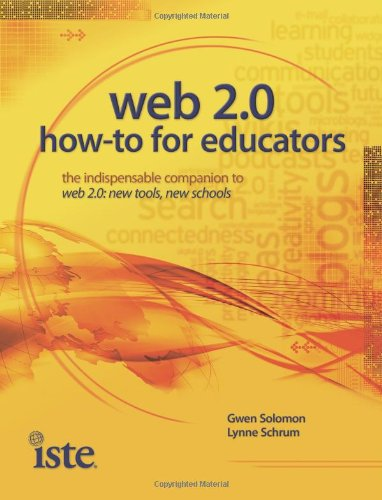 Web 2.0 How-To for Educators  2010 9781564842725 Front Cover