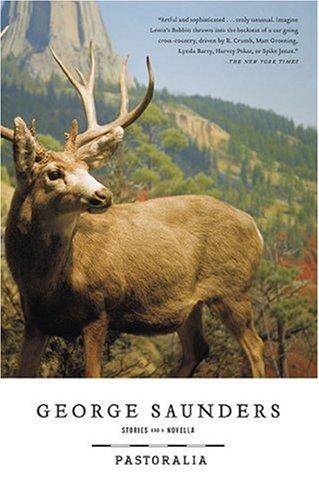 Pastoralia  Reprint edition cover