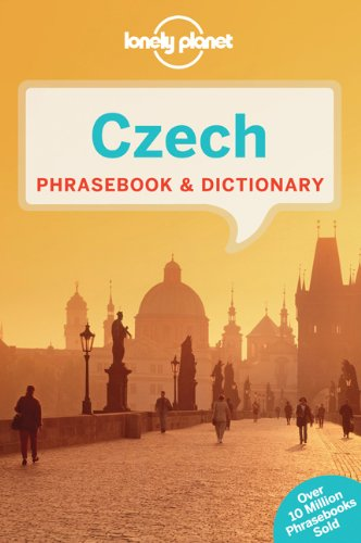 CZECH PHRASEBOOK 3  3rd 2013 (Revised) edition cover