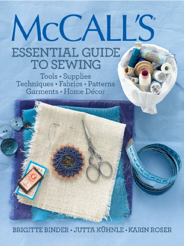 McCalls Essential Guide to Sewing   2011 9781936096725 Front Cover