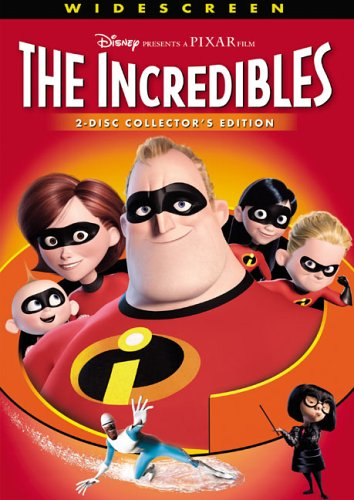 The Incredibles (Widescreen Two-Disc Collector's Edition) System.Collections.Generic.List`1[System.String] artwork