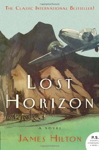 Lost Horizon  N/A 9780062113726 Front Cover