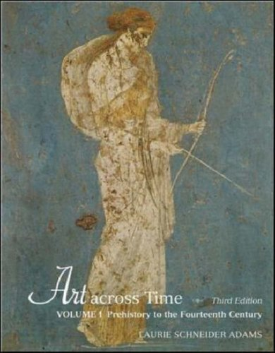 Art Across Time Volume One  3rd 2007 (Revised) edition cover