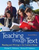 Teaching Through Text Reading and Writing in the Content Areas 2nd 2014 (Revised) edition cover