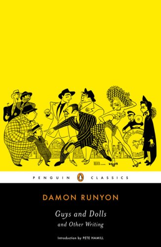 Guys and Dolls and Other Writings   2008 (Annotated) edition cover