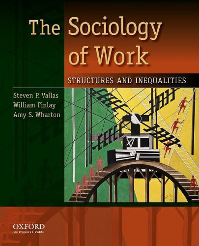Sociology of Work Structures and Inequalities  2009 edition cover