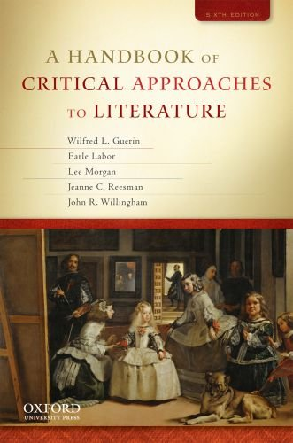 Handbook of Critical Approaches to Literature  6th 2011 edition cover