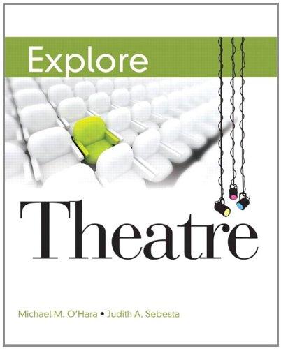 Explore Theatre   2012 (Revised) edition cover