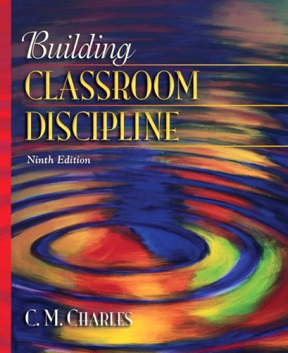 Building Classroom Discipline  9th 2008 edition cover