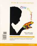 Child Development A Cultural Approach, Books a la Carte Plus NEW MyPsychLab with EText -- Access Card Package  2014 edition cover