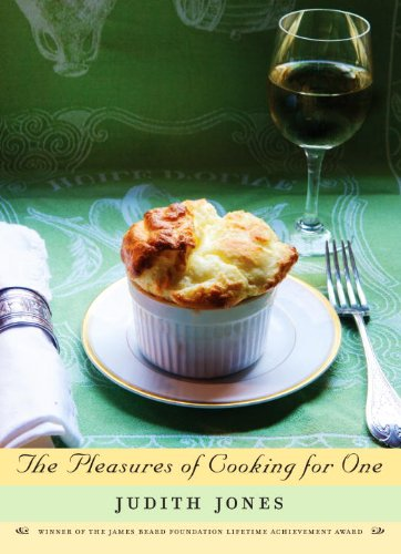 Pleasures of Cooking for One   2009 edition cover