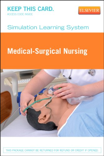 Simulation Learning System for Medical-Surgical Nursing (Retail Access Card)  7th 2013 edition cover