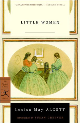 Little Women   2000 edition cover
